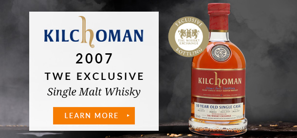 Kilchoman 2007 TWE Exclusive Single Malt Whisky Learn More >